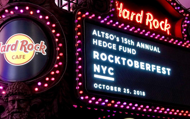 ALTSO's Hedge Fund Rocktoberfest