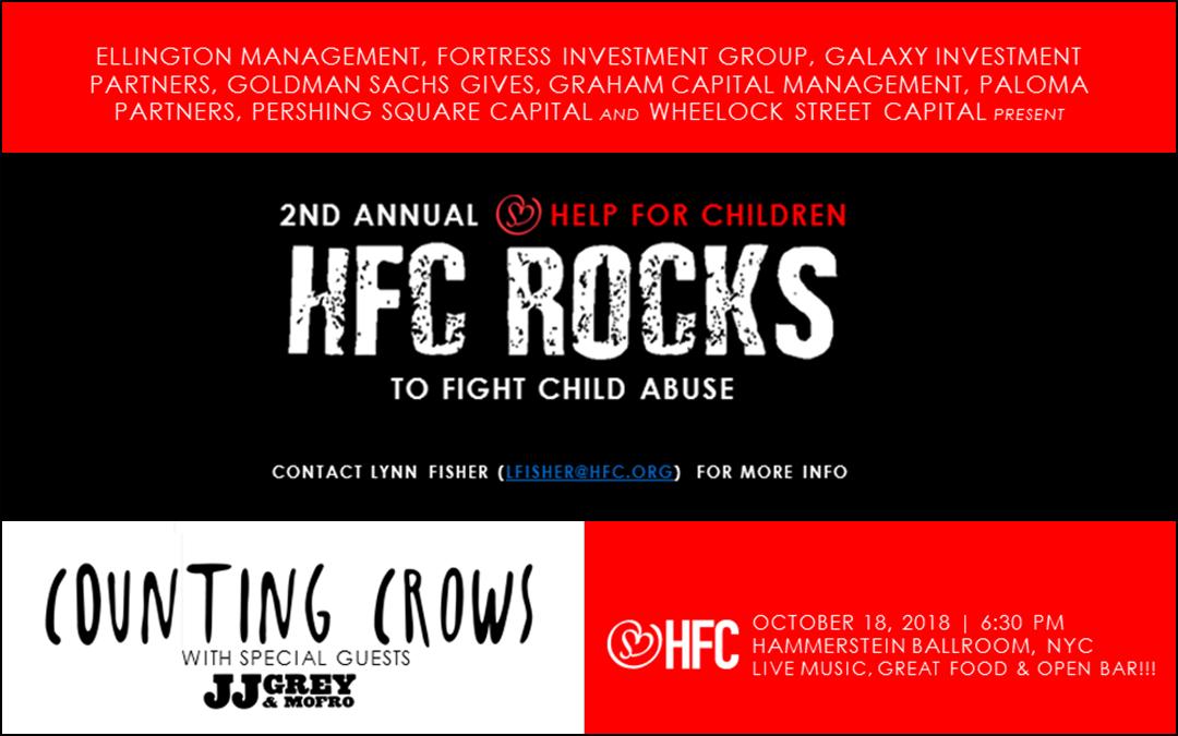 Ellington Management Presents 2nd Annual HFC Rocks