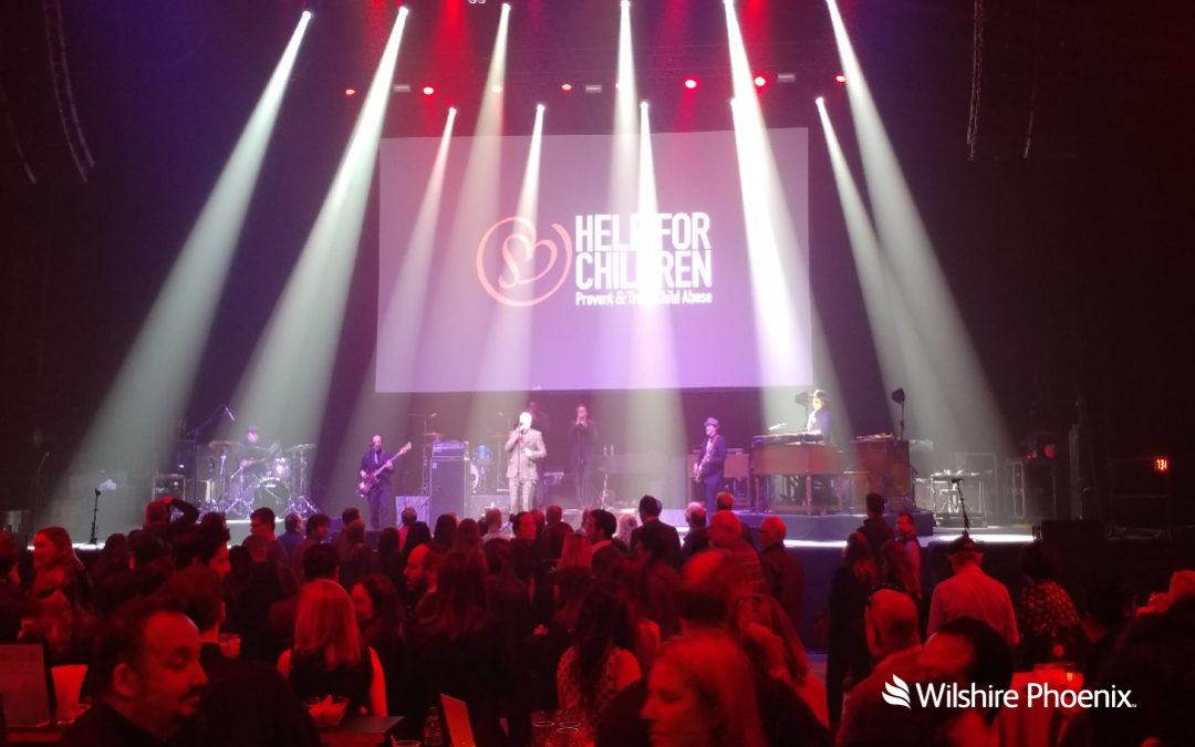 Wilshire Phoenix's Fall 2018 Charity Events