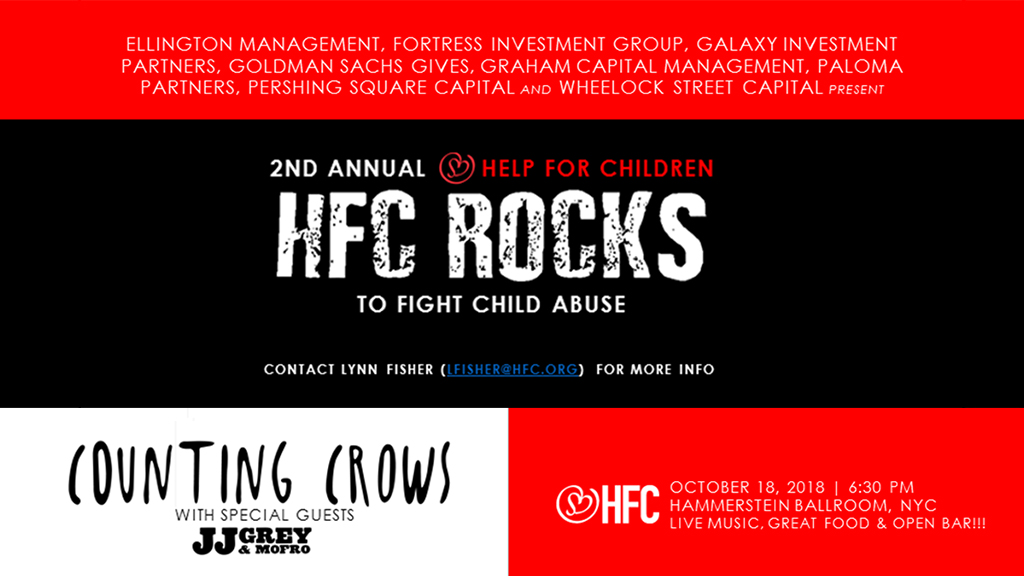 Ellington Management Presents 2nd Annual HFC Rocks
